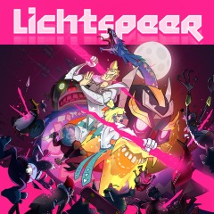 Lichtspeer per PlayStation 4