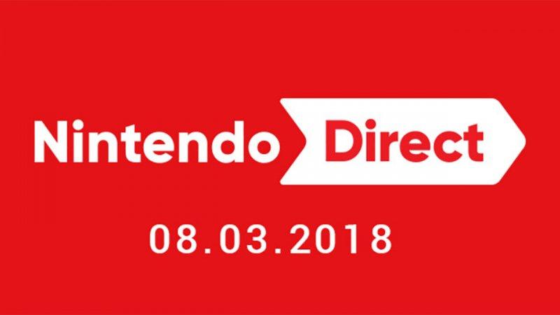 Annunciato un nuovo Nintendo Direct per domani, 8 marzo