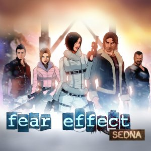 Fear Effect Sedna per Nintendo Switch