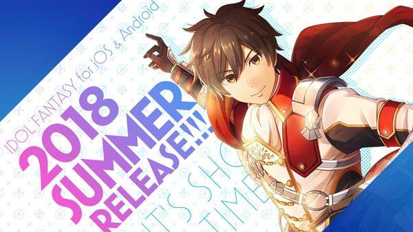 Square Enix presenta Idol Fantasy: è un gioco per smartphone