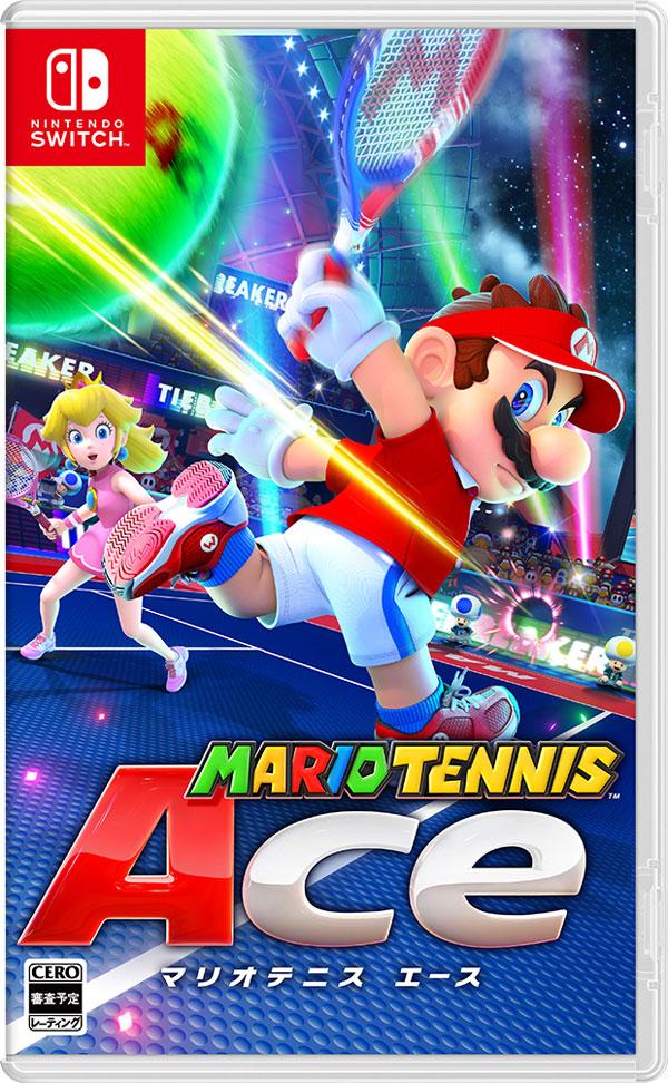 Mario Tennis Aces: spuntano data di uscita giapponese, copertina e immagini prima del Direct