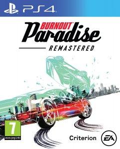 Burnout Paradise Remastered per PlayStation 4