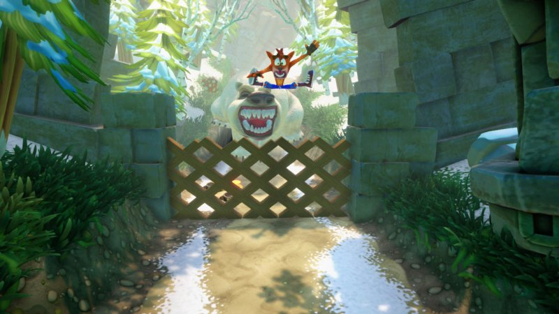 Crash Bandicoot N. Sane Trilogy su Nintendo Switch accende le speranze per il marsupiale anche in Super Smash Bros