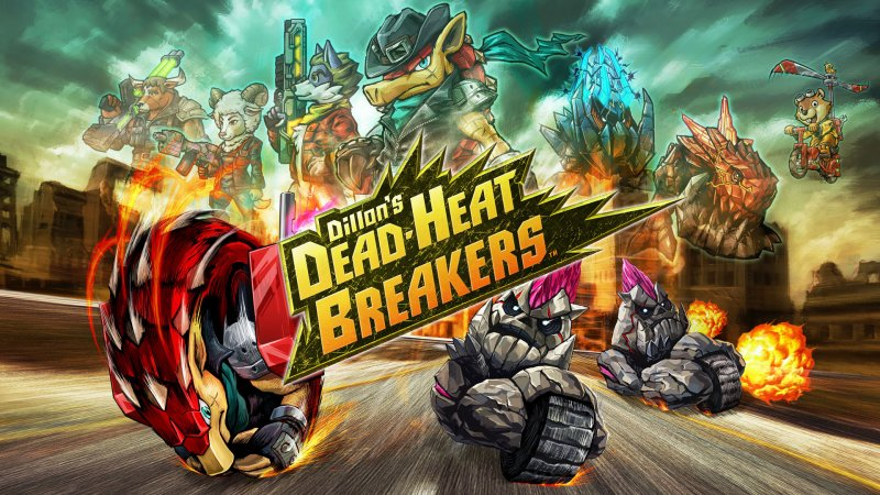 Il particolare Dillon's Dead-Heat Breakers torna a mostrarsi in video