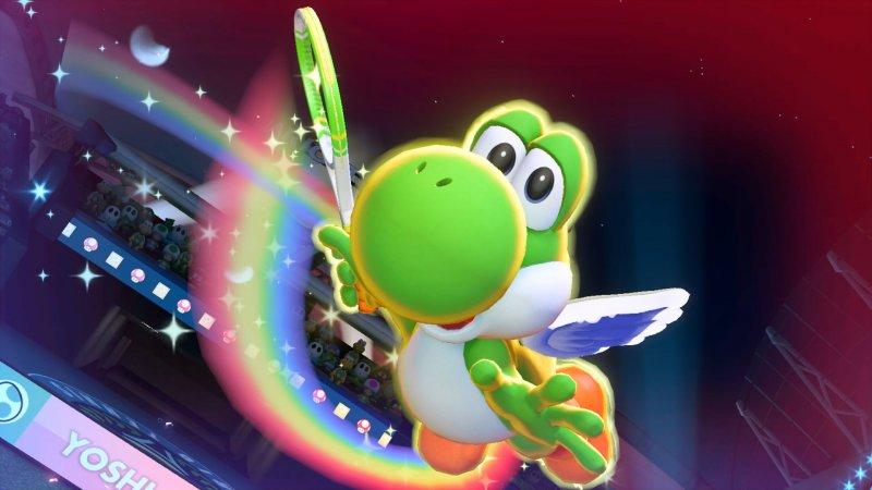 Mario Tennis Aces, aggiornamento 3.0.0: nuova modalità, evento a tempo e altro