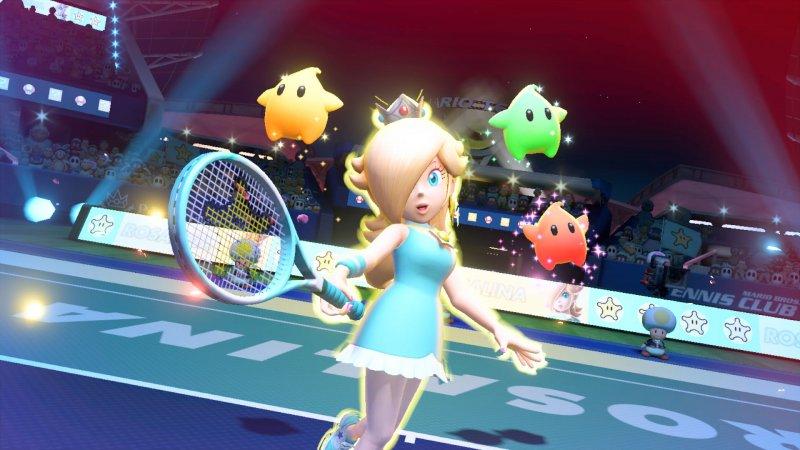 Mario Tennis Aces: i personaggi e i Colpi Speciali