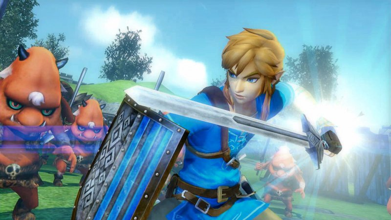 Hyrule Warriors: Definitive Edition mostra altri personaggi in video