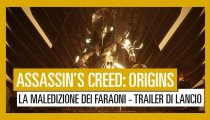 Assassin's Creed Origins: La Maledizione dei Faraoni - Trailer di Lancio