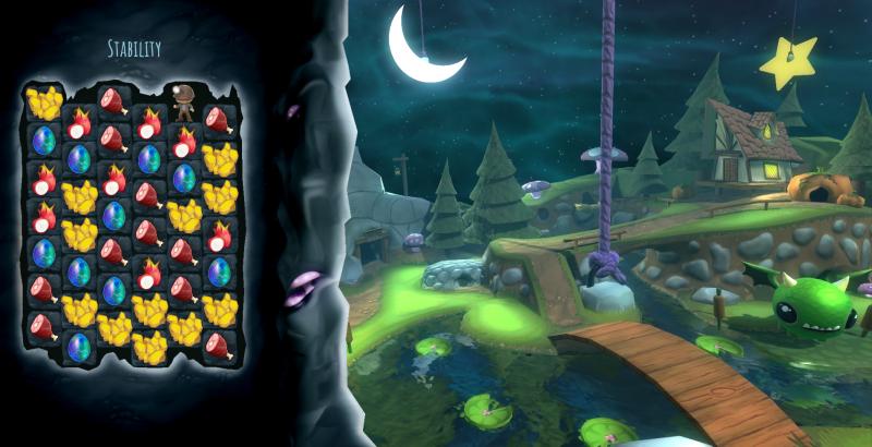 AllMine è un puzzle game che consente di raccogliere criptovalute mentre si gioca