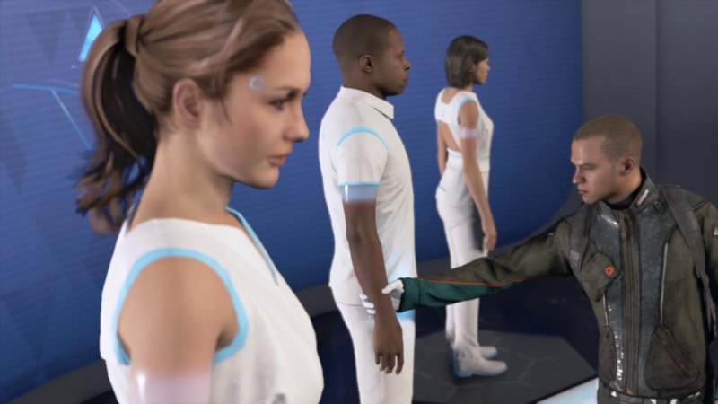 Detroit Become Human non girerà in 4K nativo su PS4 Pro