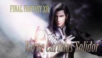 """Dissidia Final Fantasy NT - Il trailer di """"Vayne Carudas Solidor"""""""