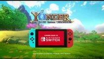 Yonder: The Cloud Catcher Chronicles - Trailer d'annuncio per la versione Nintendo Switch