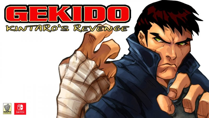 Gekido Kintaro's Revenge prenotabile nell'eShop di Switch