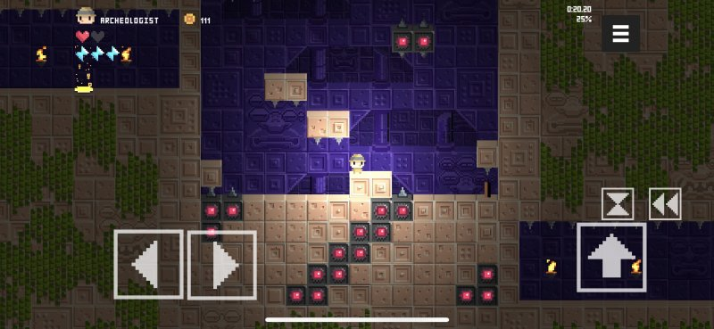 La recensione di Temple of Spikes: The Legend