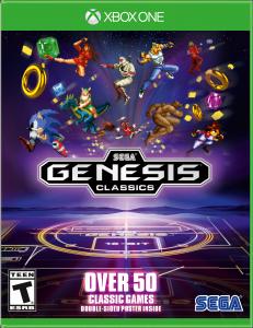 SEGA Mega Drive Classics per Xbox One