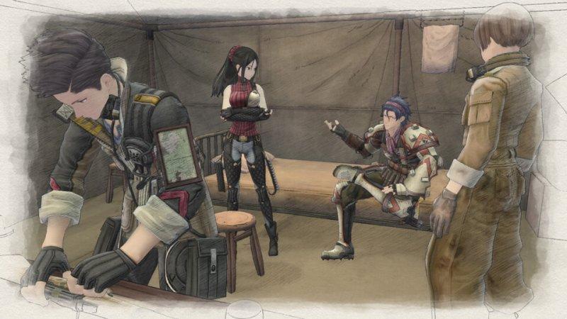 Valkyria Chronicles 4, la recensione