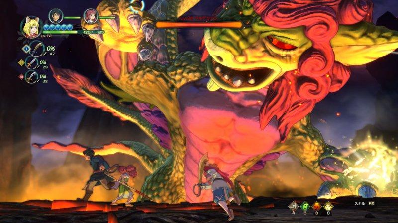 Ni No Kuni 2, il DLC Il Leggendario Libro del Mago si mostra in video