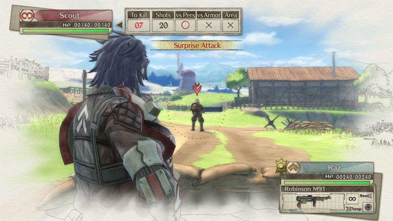 Valkyria Chronicles 4, abbiamo provato la versione Xbox One