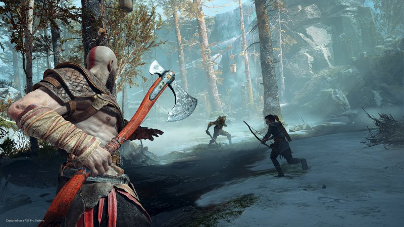God of War: ecco come nasce la voce di Kratos