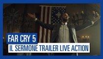 """Far Cry 5 – Il trailer Live Action """"Il Sermone"""""""