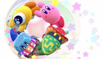 Kirby: Star Allies - Sala Giochi
