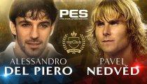 Pro Evolution Soccer 2018 - Trailer di Del Piero e Nedved