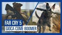 """Far Cry 5 - Il trailer """"Gioca come Boomer"""""""