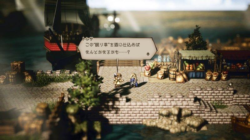 """Square Enix pubblica un nuovo trailer """"overview"""" per Octopath Traveler"""