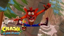 Crash Bandicoot N. Sane Trilogy - Trailer del livello Diggin' It Death Route