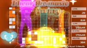 Lumines Remastered per Xbox One
