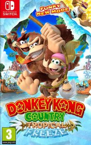 Donkey Kong Country: Tropical Freeze per Nintendo Switch