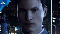 Detroit: Become Human – Trailer di Connor