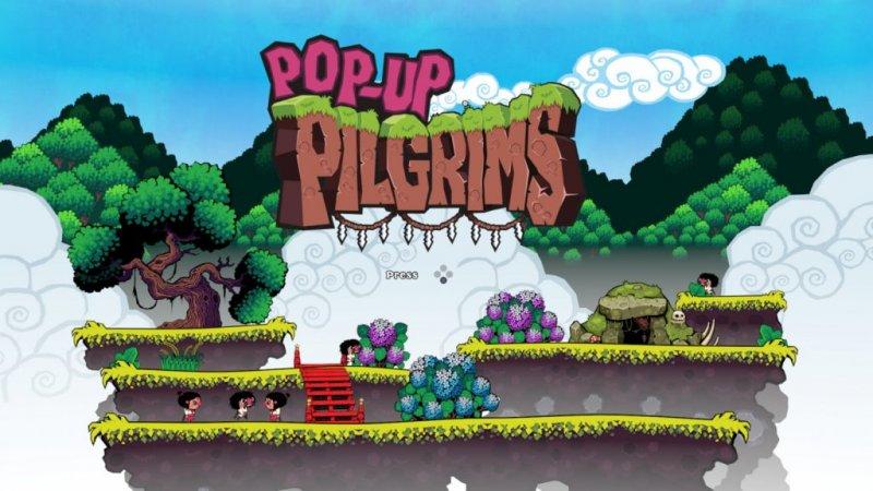 Pop-Up Pilgrims: la recensione