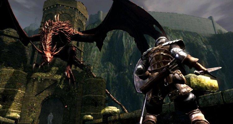 La versione Nintendo Switch di Dark Souls: Remastered in un nuovo video gameplay off-screen
