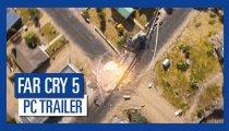 Far Cry 5 - Il video con i miglioramenti della versione PC