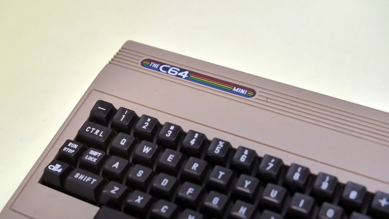 La recensione del The C64 Mini: torna il mitico Commodore 64