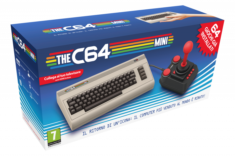 TheC64 Mini Box