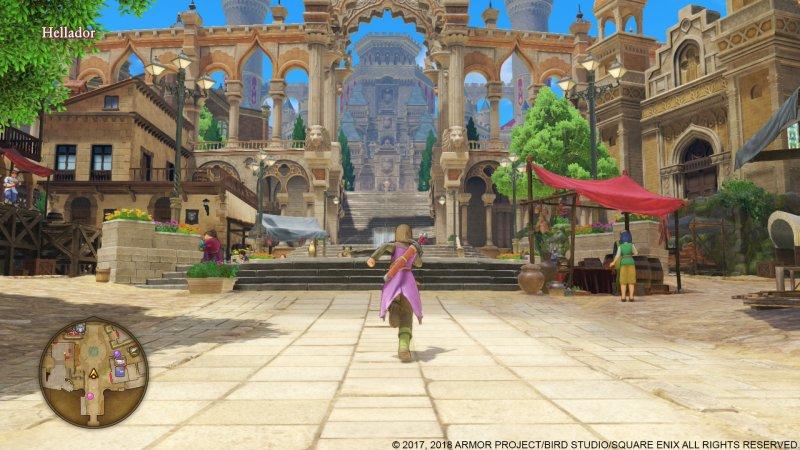 Dragon Quest XI - Voci dal sottobosco