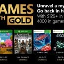 Xbox - Trailer dei Games With Gold di aprile