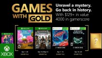 Xbox - Trailer dei Games With Gold di aprile