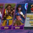 I costumi di Darkstalkers in arrivano in Street Fighter V: Arcade Edition il 3 aprile