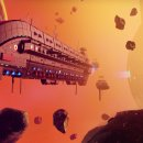 No Man's Sky, impressionante città cyberpunk costruita dai giocatori