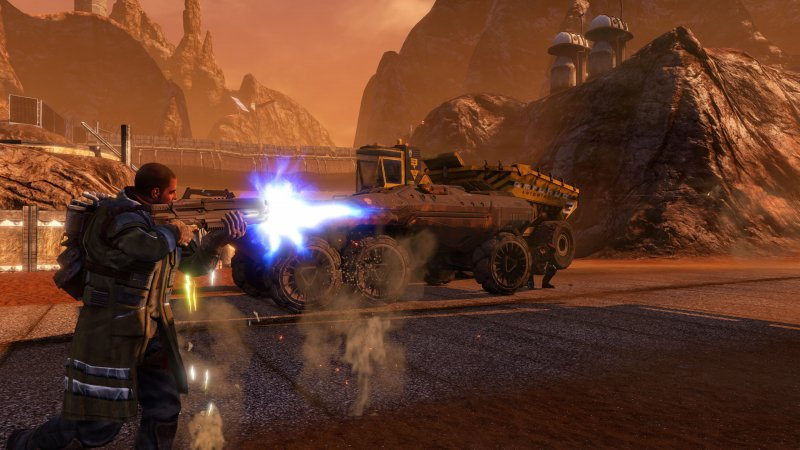 Red Faction Guerrilla Re-Mars-tered, Runbow e i Doppi Sconti su PlayStation Store