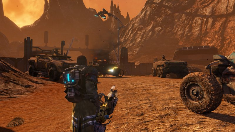 Red Faction Guerrilla Re-Mars-tered, la recensione