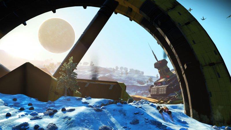 No Man's Sky: undici cose cambiate dal lancio