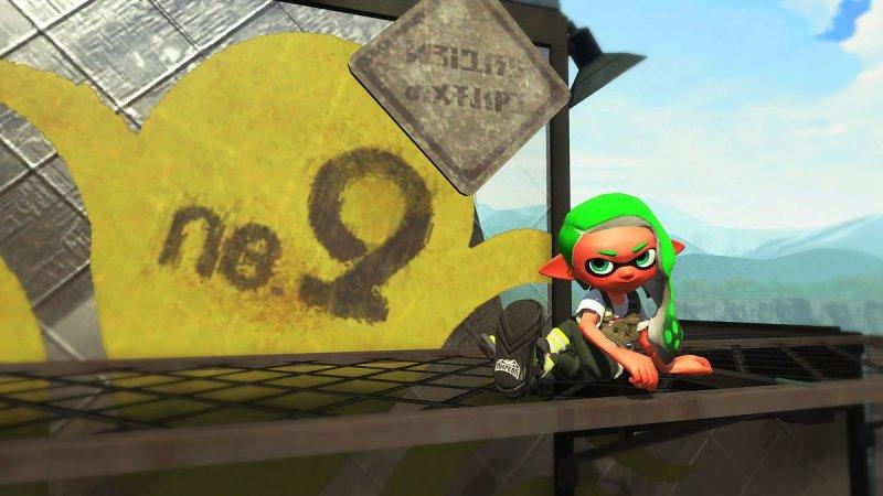 Splatoon 2, demo speciale nell'eShop, include una prova di Nintendo Switch Online