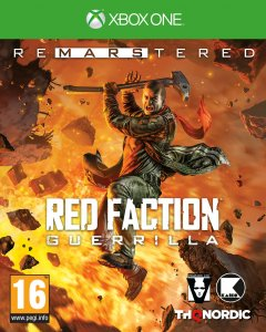 Red Faction Guerrilla Re-Mars-tered per Xbox One