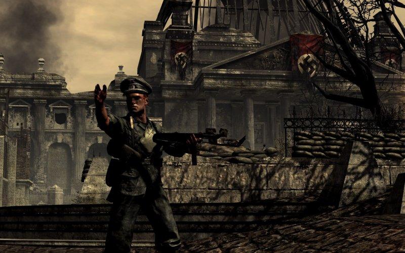 Call of Duty: WWII - La Macchina da Guerra si mostra in un trailer di gioco 0