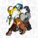 Pokémon Ultrasole e Pokémon Ultraluna vedranno domani l'arrivo dei Pokémon leggendari Entei e Raikou