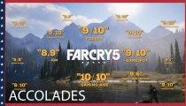 Far Cry 5 - Il trailer con le citazioni della stampa